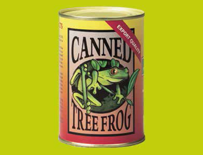 Canned Animals