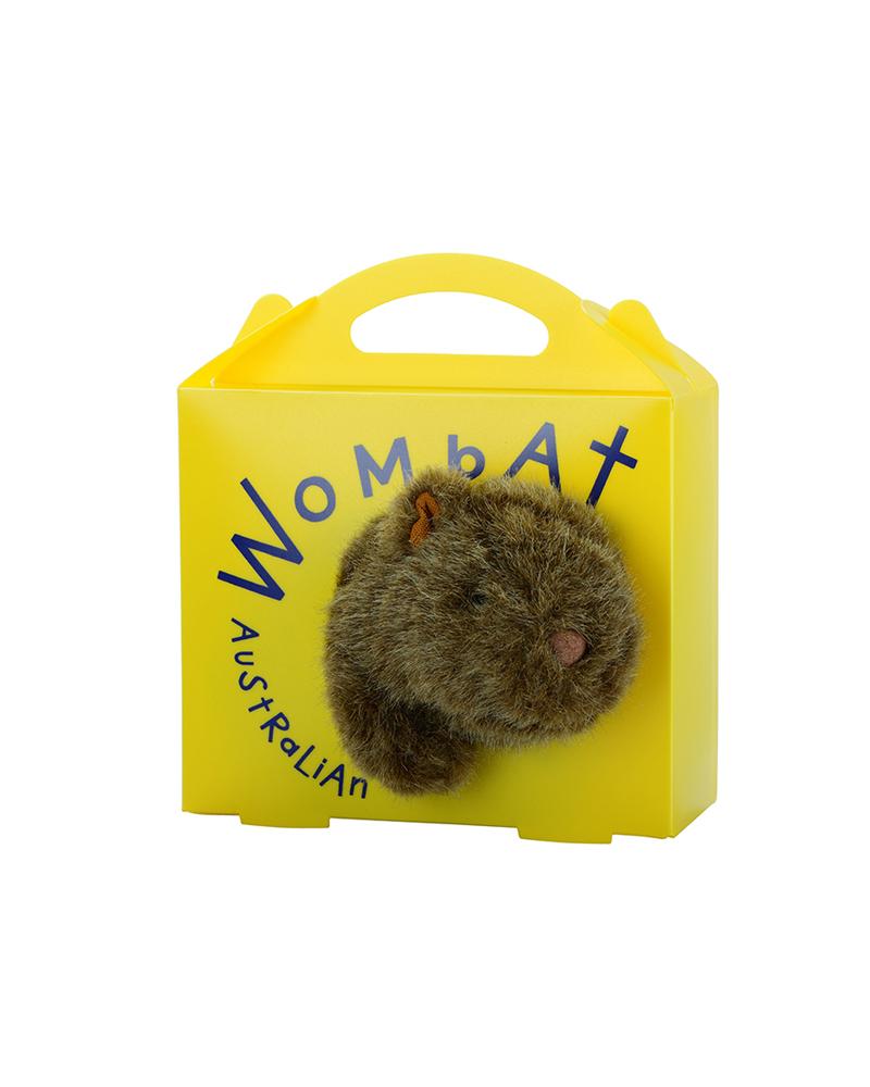 Bush Mates – Wombat – web