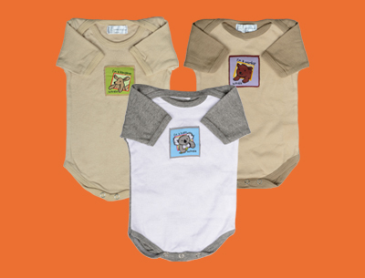 Native Animal Baby Gift Sets