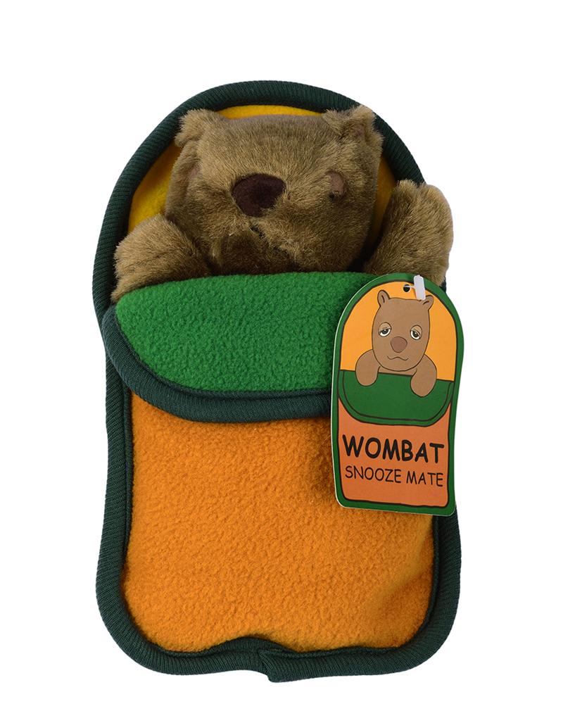 SNOOZE MATE – Wombat – web
